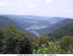 Lac de Gérardmer, Vosges, France.
