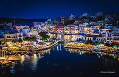 Agios Nikolaos - Crete Summer Night