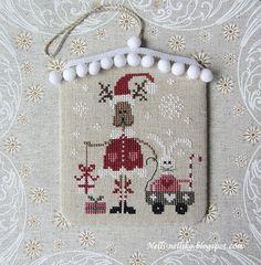Nelli: Санта с подарками от Tra La La Collection