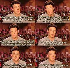 We miss you Cory  I wish that you would've lived to see that day ❤️  Forever in our hearts