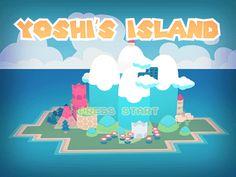 Yoshi's Island GIF
