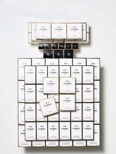Chanel Beauty. Packaging