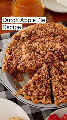 Apple Pie Recipes, Fall Recipes, Apple Season, Wilton Cake Decorating, Crumble Topping, Fall Treats, Banana Bread, Bohemian Necklace, Baking
