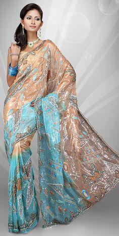 Exquisite saree