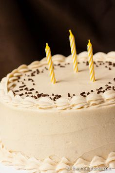 Vegan Birthday Cake | TheGreenForks.com3