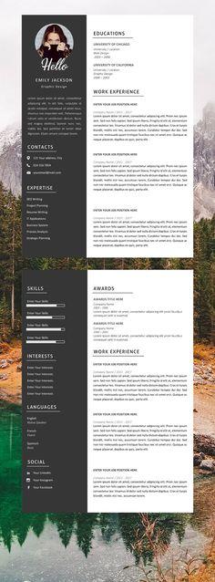 resume template it professional | teacher resume template | resume and cover letter template | resume cv template