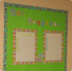 """""""An easy way for students to track their progress in Math Facts in a Flash and Accelerated Reader!"""""""