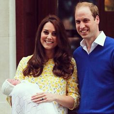 The Duke and Duchess of Cambridge  have named their daughter Charlotte Elizabeth Diana. She will be known as Princess Charlotte of Cambridge