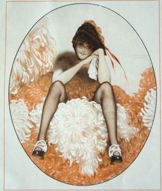 La Vie Parisienne 1912 ~ Raphael Kirchner