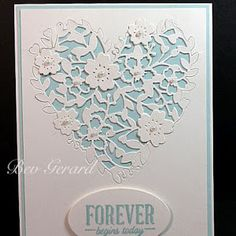 Bev Gerard / TexasGrammy shares rubber stamping and paper crafting inspiration with Stampin' Up!'s delightful products!