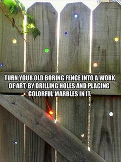 fun fence