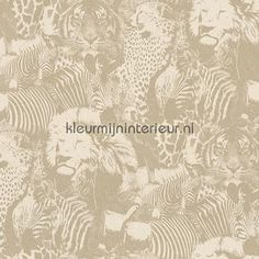 Jungle dieren 962431 behang Hermitage 9 AS Creation As, Tapestry, Home Decor, Hanging Tapestry, Interior Design, Home Interior Design, Tapestries, Wall Rugs, Wallpaper