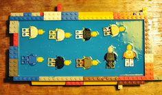 Como fazer sua própria forma de silicone (lego)!