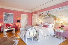 Camera da letto in stile vittoriano n.18