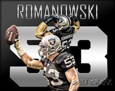 Romo the raider