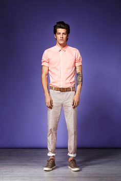 Spring 2013 Menswear  Paul & Joe