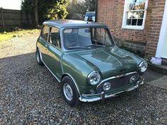 Classic Mini, Modern Classic, Coach Builders, Bmw Classic Cars, Mini S, Vintage Cars, Mini Coopers, Jaguar, Wood