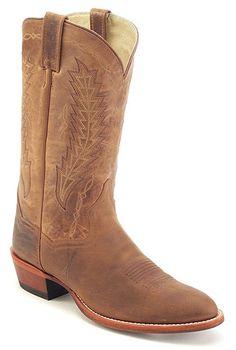 """Dan Post Josh 12"""" Cowboy Boots"""
