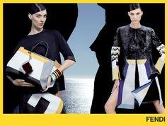 Fendi Spring 2013 Campaign