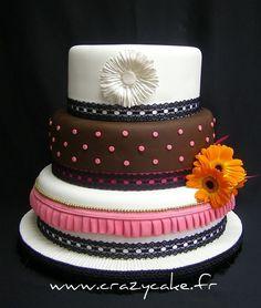 Spanish wedding cakes | Spanish wedding cake by Crazy Cake - ... | Captivating Cakes
