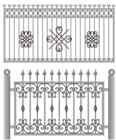 View album on Yandex. Fence Gate Design, Steel Gate Design, Iron Gate Design, Railing Design, Wrought Iron Window Boxes, Wrought Iron Decor, Wrought Iron Gates, Front Wall Design, Metal Drawing