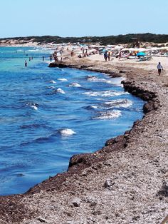 Ibiza: Ocean Blues and Fresh White via  Not Your Standard