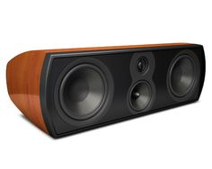 Aperion Audio Versus Grand Center Tower Speakers, Stereo Speakers, Wood Veneer, Home Theater, Piano, Channel, Audio, Amazing, Cherry