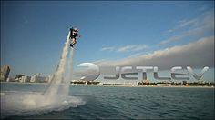 """Jetlev"" Flight Experience"