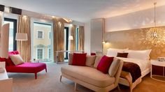 Luxury Hotels: Feel like a Star at W Hotel St Petersburg