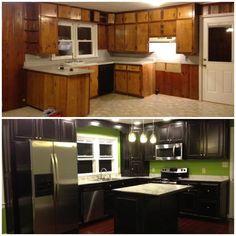 A simple, but stylish kitchen redo