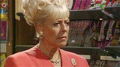 Watch Queens of Coronation Street videos featuring Rita Sullivan, Bet Lynch, Hilda Ogden and many Uk Tv, Coronation Street, Big Hair, Lynch, Soaps, Manchester, Britain, Queens