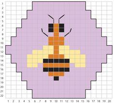 Bee Hexipuff