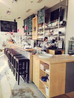 KIT Café Düsseldorf Cafe