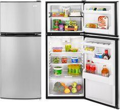 Beautiful Small Apartment Size Refrigerators Contemporary Design . 10 ...  Apartment Size Fridge