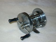 Vintage Shakespeare Fishing Reels | VINTAGE-SHAKESPEARE-TRUE-BLUE-1956-CASTING-FISHING-REEL-MADE-IN-USA ... Shakespeare Fishing, Vintage Fishing Reels, Fishing Tackle, Bait, It Cast, Collections, Antiques, How To Make, Fishing