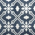 Cement Encaustic Tiles by Bespoke Tile and Stone and Earp Bros. Contact your local Earp Bros Showroom for a tile sample or more information. Kitchen Tiles, Kitchen Flooring, Kitchen Redo, Shower Floor, Tile Floor, Wall Exterior, Encaustic Tile, Bathroom Pictures, Wall Tiles