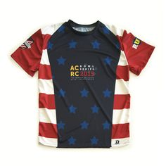custom designed MVP championship rugby jersey for URugby's 2015 Bowl Series tournament.