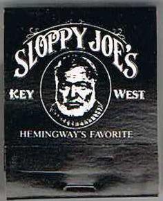 Sloppy Joe's - Key West, Florida