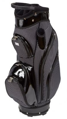 Stand out on the golf course with the pretty patterns of this Park Ave Cutler Ladies Golf Cart Bag! Your personality will shine through with a golf bag from #lorisgolfshoppe!