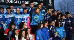 Olímpico de Vedra e Náutico de Narón, campións galegos de Dúatlon contra o reloxo por equipos