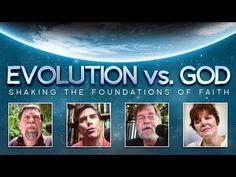 Evolution Vs. God  God wins!