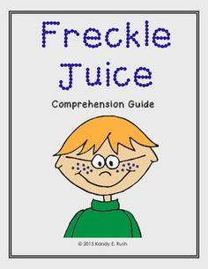 essay questions for freckle juice Freckle juice: a mini unit report this link as broken this site has activities and discussion questions for freckle juice one activity is for the students to draw two pictures of themselves--one with freckles and one without.