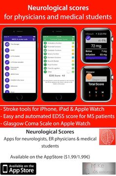 "Mike iOS Apps on Twitter: ""iOS & #AppleWatch apps in #Neurology: Please RT! https://t.co/XoyFyPtjsX  #digitalhealth #mhealth https://t.co/fl3OLxFrph"""