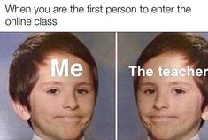 Funny School Jokes, Crazy Funny Memes, Really Funny Memes, Stupid Funny Memes, Funny Laugh, Funny Tweets, Funny Relatable Memes, True Memes, Fuuny Memes
