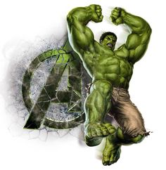 The Avengers - The Incredible Hulk (Marvel Comics)