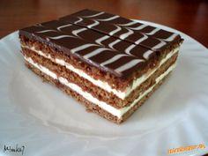 """Slovakian """"Medove Platy"""" or """"Honey Cake"""""""