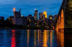 Minneapolis Riverfront District, Minnesota