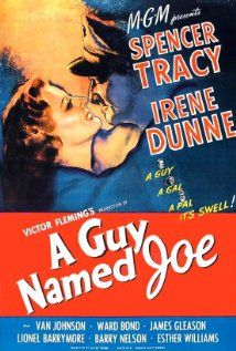 A Guy Named Joe (1943) Poster