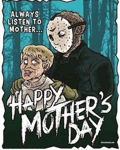 Happy Mother's Day... ugh.