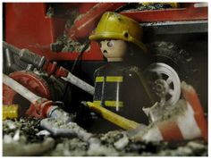 Playmobil by Richard Unglick / september 11th